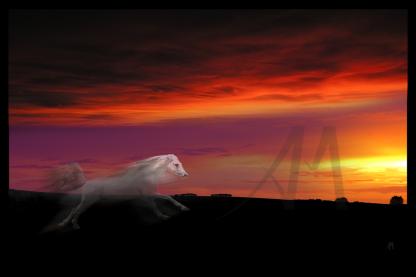 The Ridgeway White Horse