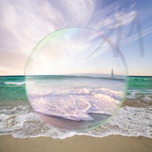 meditation seashore I